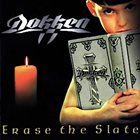DOKKEN Erase The Slate album cover