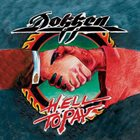 DOKKEN Hell To Pay album cover