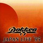 DOKKEN Japan Live '95 album cover