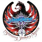 DOKKEN Lightning Strikes Again album cover