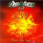 DOKKEN Live From The Sun album cover