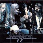 DOKKEN One Live Night album cover