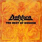 DOKKEN The Best Of Dokken album cover