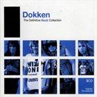 DOKKEN The Definitive Rock Collection album cover
