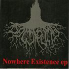 DOLDRUMS Nowhere Existence EP album cover