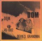 DOM Dom album cover
