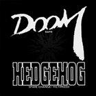 DOOM Doom / Hedgehog album cover