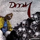 DOOM Go Mad Yourself! album cover