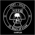 DOOM 1987-2012 25 Years Of Crust album cover