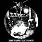 DOOM Bury the Debt (Not the Dead) album cover