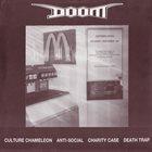 DOOM Doom / Cress album cover