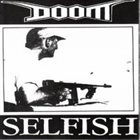 DOOM Doom / Selfish album cover
