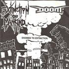 DOOM Doomed To Extinction album cover