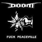 DOOM Fuck Peaceville (Re-Viled) album cover