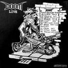 DOOM Live album cover