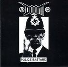 DOOM Police Bastard album cover