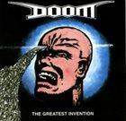 DOOM The Greates Inventions album cover