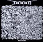DOOM World Of Shit album cover