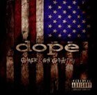 DOPE American Apathy album cover