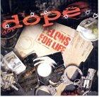 DOPE Felons for Life album cover