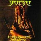 DORSO El espanto surge de la tumba album cover