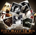 DOWN TO CONCRETE Five Ways To Die album cover