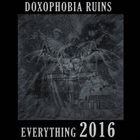 DOXOPHOBIA Ruins Everything 2016 album cover
