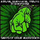 DOXOPHOBIA Saints Of Great Aggression album cover