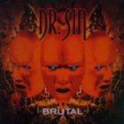 DR. SIN Brutal album cover