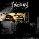 DRACONIAN Dark Oceans We Cry album cover