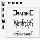DRACONIC Promo 2003 album cover