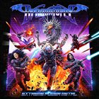 DRAGONFORCE — Extreme Power Metal album cover