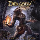 DRAGONY Lords of the Hunt album cover