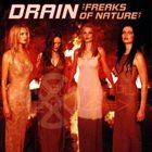 DRAIN Freaks of Nature album cover