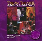 DREAM THEATER Tokyo, Japan - 1995-10-28 album cover