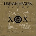 DREAM THEATER Score: 20th Anniversary World Tour album cover