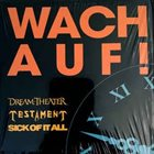 DREAM THEATER Wach Auf! album cover