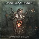 DREAMLORE The Machinery of Misery album cover