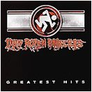 D.R.I. Greatest Hits album cover