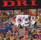 D.R.I. Live at CBGB's 1984 album cover