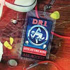 D.R.I. Live at the Ritz album cover