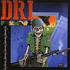 D.R.I. The Dirty Rotten CD album cover