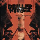 DRILLER KILLER The 4Q Mangrenade album cover