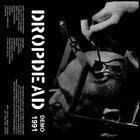 DROPDEAD Demo 1991 album cover