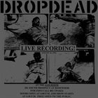 DROPDEAD Live At The Jam Room album cover