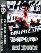 DROPDEAD The Big Boss Original Soundtrack album cover