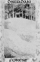 DRUADAN FOREST Mirkwood album cover