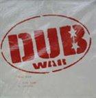 DUB WAR Dub War/Cowboy Killers album cover