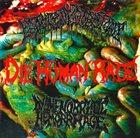 DYSMENORRHEIC HEMORRHAGE Feclulent Goretomb / Die Human Race / Dysmenorrheic Hemorrhage album cover
