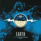 EARTH Live At Third Man Records album cover